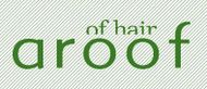 aroof (アルーフ) ロゴ