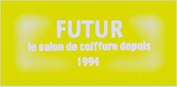 美容室 futur (フテュール) ロゴ