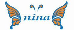 nina (ニーナ) ロゴ